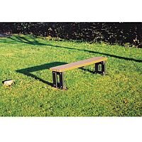 Recycled Outdoor Furniture Chillingham Seat L 1800mm