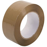 Low Noise Polypropylene Tapes 48mm x 66m Pack of 12