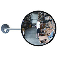 Indoors & Outdoors Mirror Dia 300mm 3-5 Viewing Distance