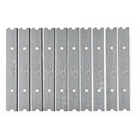 Blades For Floor Scraper Heavy Duty Cleaning Pack of 10