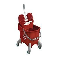 Mopping Unit General Duty Red