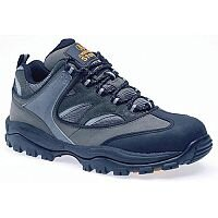 Grey Safety Shoes Unisex Trainers Size 6