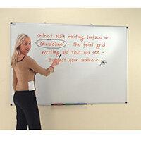 Writeon Dual Faced Whiteboard 600x450mm