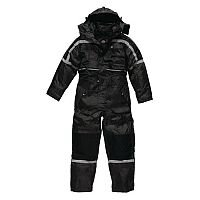 Dickies Waterproof Padded Coverall Size L Navy