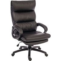 Luxe Leather Executive Office Chair