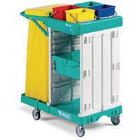 Magic Line 200 Basic Cleaning Trolley