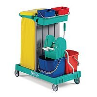 Magic Line 120 Basic Cleaning Trolley