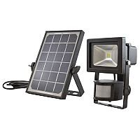 Solar Powered Pir Outdoor Lamp