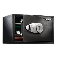Master Lock Security Safes Black 33.3L Electronic Lock X125ML