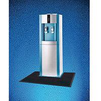Water Cooler Mat Black