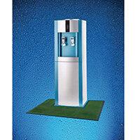 Water Cooler Mat Green