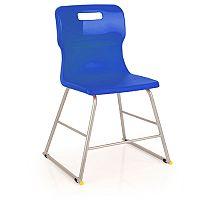 Titan Polypropylene Chair 445mm Blue T60