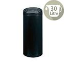 Touch Bin 30 Litre Black 374039