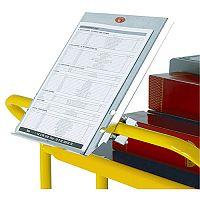 Writing Board Silver 371756