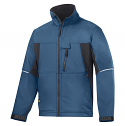 Snickers 1212 Soft Shell Jacket Blue/Black