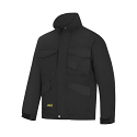 Snickers 1122 Craftsmens Winter Jacket Black