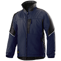 Snickers 1119 Craftsmen Winter Jacket Navy Power Polyamide