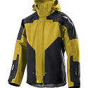 Snickers 1888 XTR GORE-TEX Shell Jacket Yellow