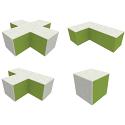 EDAM Modular Soft Seating Range