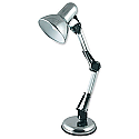 Searchlight Electric Hobby Desk Lamp Polished Chrome 40W Ref L946CH