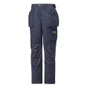 Snickers 3714 Women's Holster Pocket Trousers Canvas+ Navy