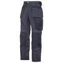 Snickers 3212 Craftsmen Holster Pocket Trousers DuraTwill Navy