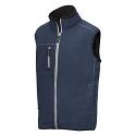Snickers 8014 A.I.S. Fleece Vest Size XS Navy