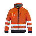 Snickers 1133 High-Vis Winter Jacket Orange Class 3
