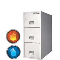Fire & Water Proof Filing Cabinets
